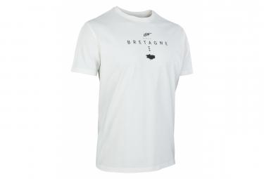 Ion Destination Bretagne Camiseta De Manga Corta Blanca S