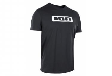 Camiseta De Manga Corta Con Logo Negro De Ion Xl
