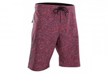 20   39   39  Ion Boardshort Shorts De Bano Con Logo Rojo S