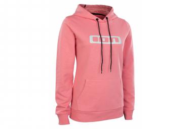 Sudadera Con Capucha Para Mujer Ion Logo Hoody Pink Xl
