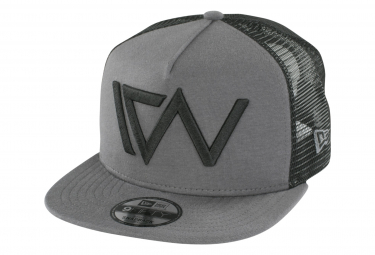 Ion Maiden Gray Cap