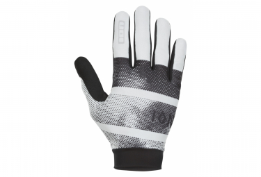 Gants Longs Ion Scrub Blanc