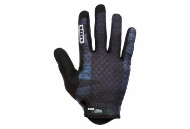 Ion Traze Long Gloves Black