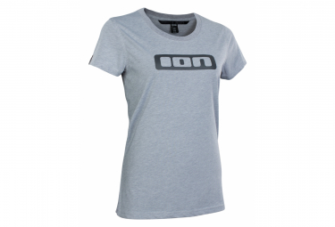 Maillot Mangas Cortas Mujer Ion Seek Dr Gris Xs
