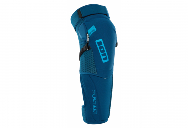 Knee pads with Shin Guards Ion K-Pact Select Blue