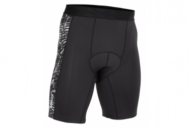 Ion In-Shorts Black / White