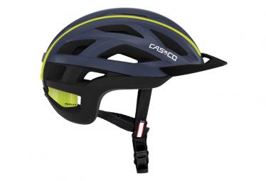 Helmet Casco Cuda 2 Helmet Blue Neon Yellow Matt