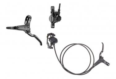Pair of Brakes Tektro HD-M285 160 IS Black