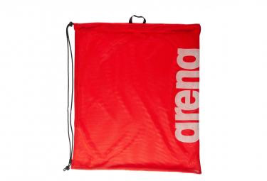ARENA Team Mesh Bag Red