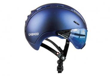 Casco Roadster Plus Helmet Navy Metallic