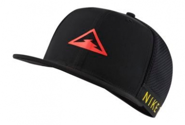 Nike Dri-Fit Pro Trail Cap Black