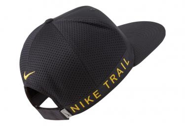 Casquette Nike Dri-Fit Pro Trail Noir