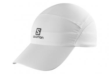 Casquette Salomon XA Cap Blanc M/L