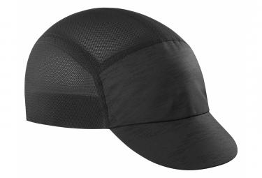 Cap Salomon Air Logo Cap Black