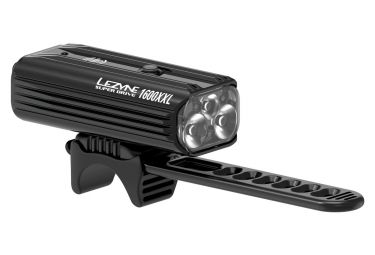 Eclairage Avant Lezyne Super Drive 1600XXL Noir