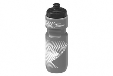 Image of Bidon lezyne flow thermal bottle 550 ml gris fume