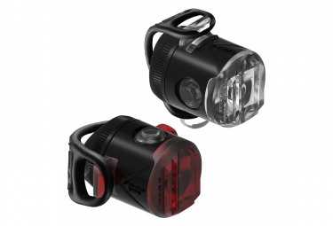 LEZYNE NEW LED FEMTO USB PAIR Black
