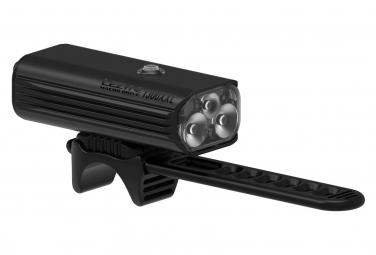 Eclairage Avant Lezyne Macro Drive 1300XXL Noir Mat