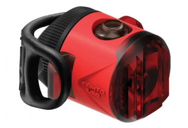 Rear Lighting Lezyne Femto USB Drive Red