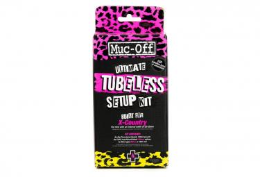Kit de Conversion Tubeless Muc-Off Ultimate XC/Gravel