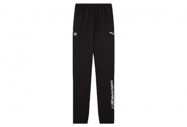 BMW Pantalon Jogging Noir Homme Puma Motosport