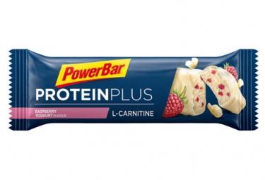 Barre Protéinée Powerbar Protein Plus L-Carnitine 35g Framboise Yaourt