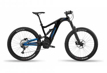 VTT Tout Suspendu Electrique BH Atom-X Carbon Lynx 6 Pro Shimano SLX 12v Noir / Bleu 2020