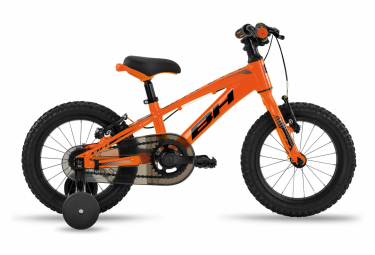 BH Expert Junior 14 Kids Bike 14'' Orange