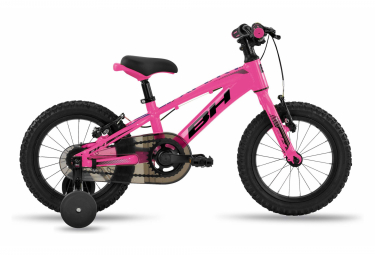BH Expert Junior 14 Kids Bike 14'' Rose