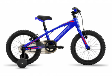BH Expert Junior 16 Kids Bike 16'' Bleu