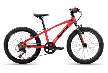 BH Expert Junior 20 '' Semi-Rigid Mountain Bike Shimano Tourney 7s Red 2020