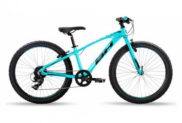 Mountain bike Bambino 8-12 anni BH Expert Junior 24 Blue 2020