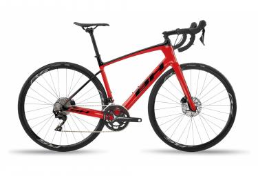 Vélo de Route BH Quartz 3.0 Shimano 105 11V Rouge / Noir