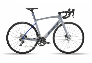 Vélo de Route BH G8 Disc 6.5 Shimano Ultegra Hydra 11v Gris / Bleu 2020