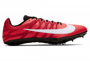 Chaussures d'Athlétisme Nike Zoom Rival S9 Rouge