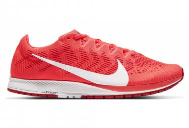 Zapatillas Nike Air Zoom Streak 7 para Hombre Rojo / Blanco