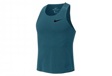 Debardeur Nike Aeroswift Bleu Homme