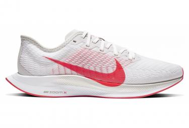 Zapatillas Nike Zoom Pegasus Turbo 2 para Hombre Blanco / Rosa
