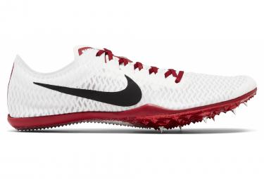 Chaussures d'Athlétisme Nike Zoom Mamba 5 Bowerman Track Club Blanc / Rouge