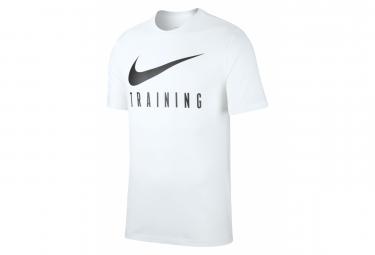 Short Sleeves Jersey Nike Dri-Fit Training White Men