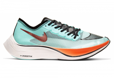 Chaussures de Running Nike ZoomX Vaporfly Next% Bleu / Orange