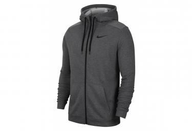 Sudadera de entrenamiento Nike Dri-Fit para hombre, gris