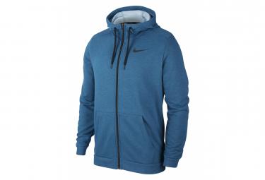Nike Dri-Fit Training Blue Men's Hoodie