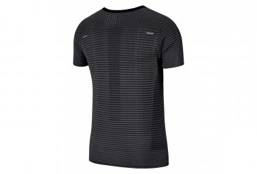 Maillot Manches Courtes Nike TechKnit Ultra Noir Homme
