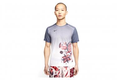 Short Sleeves Jersey Nike Rise 365 Black Pink Men