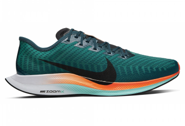 Zapatillas Nike Zoom Pegasus Turbo 2 Ekiden para Hombre Verde / Naranja