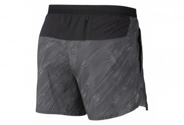 Short Nike Dri-Fit Flex Stride Trail 13cm Noir Rose Homme