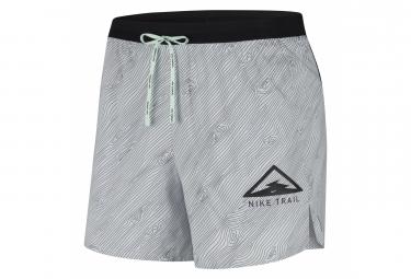 Short Nike Dri-Fit Flex Stride Trail 13cm Blu Nero Uomo
