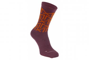 Socks Nike Everyday Cushioned Metcon Orange Unisex