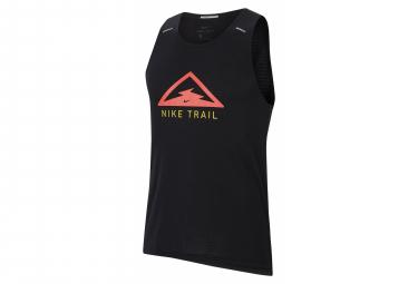 Tank Nike Rise 365 Trail Black Pink Men